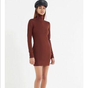 UO Gigi turtleneck dress